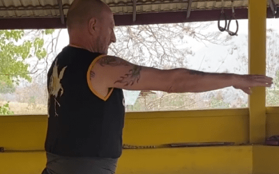Weapons – Channeling strength from Feet to Hands
