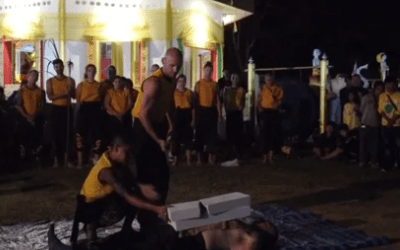 Mae Kong Temple Demonstration, 2019 – Historical Videos