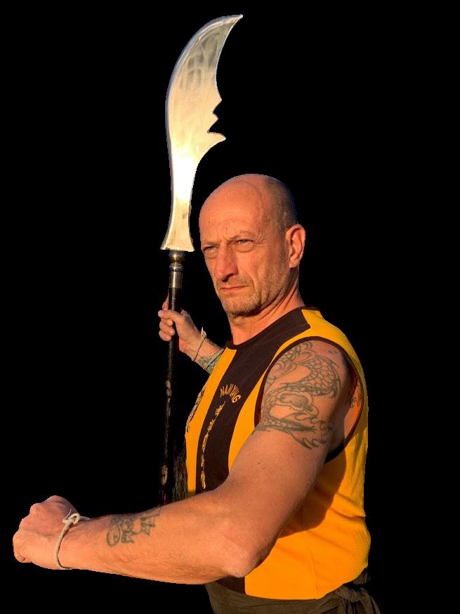 Master Iain Shaolin Kung Fu