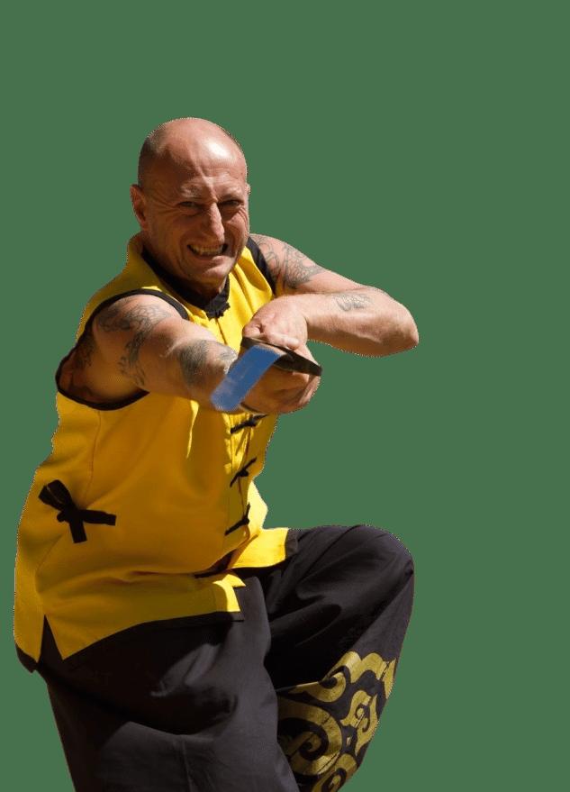 Master Iain Nam Yang Kung Fu