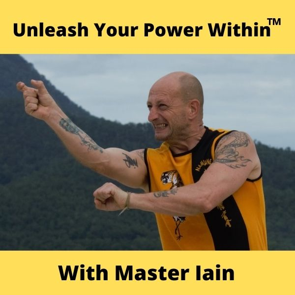 unleash your power within with master iain kung fu online